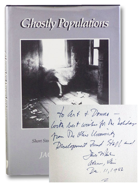 Ghostly Populations: Short Stories (Johns Hopkins: Poetry and Fiction), Matthews, Jack