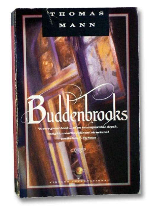Buddenbrooks, Mann, Thomas