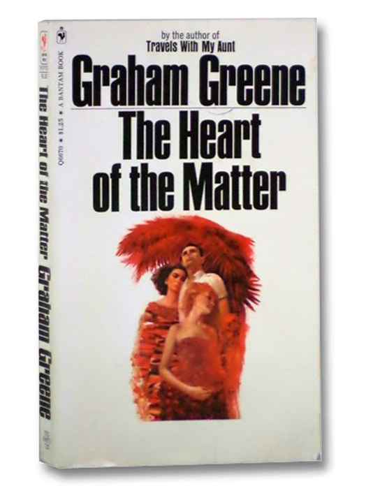 character analysis of harry scobie in the heart of the matter by graham greene Scobie the deputy commissioner pertains the character of the antagonist and protagonist review comment on heart of the matter-graham greene.