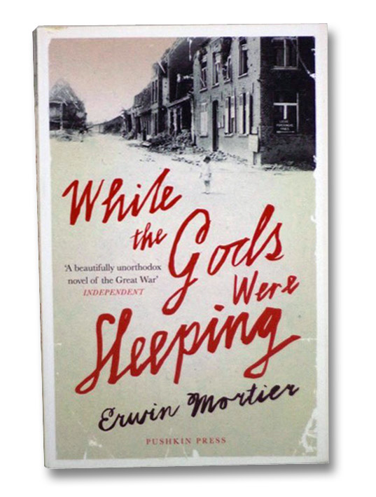 While the Gods were Sleeping, Mortier, Ewrin