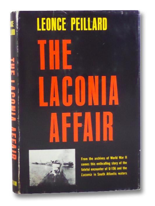 The Laconia Affair, Peillard, Leonce; Coburn, Oliver