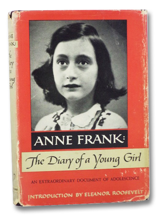 Diary of a Young Girl: An Extraordinary Document of Adolescence (Originally Published in Holland as Het Achterhuis) [Anne Frank], Frank, Anne