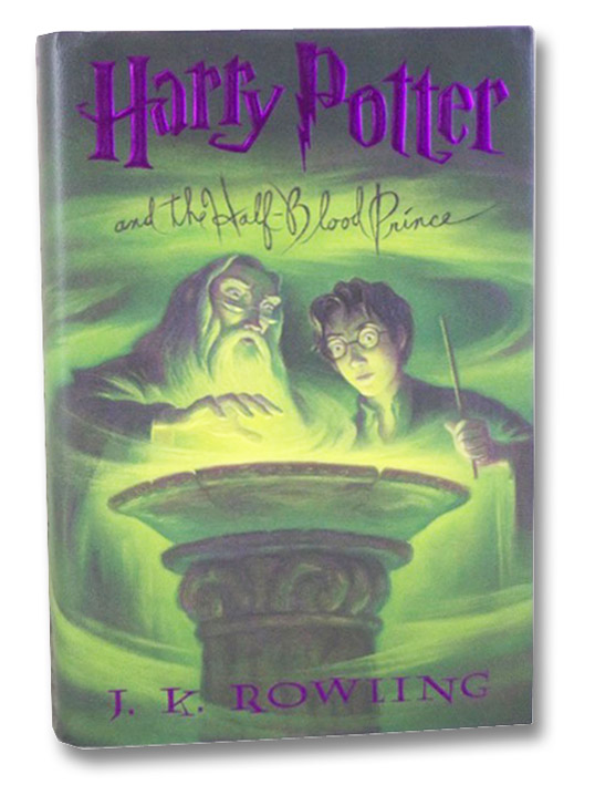 Harry Potter and the Half-Blood Prince, Rowling, J.K.