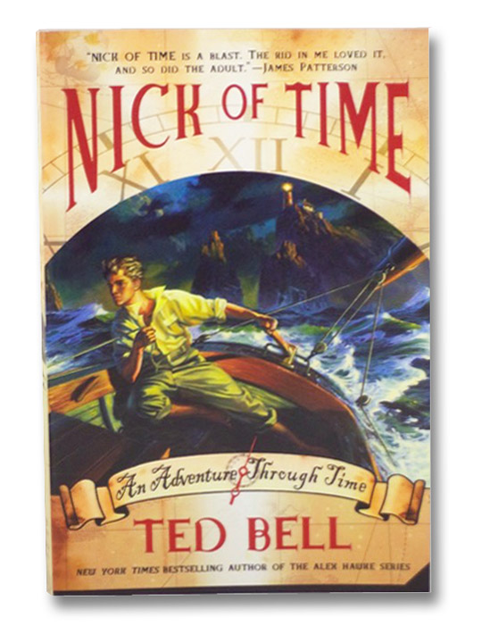 Nick of Time (Nick McIver Adventures Through Time), Bell, Ted