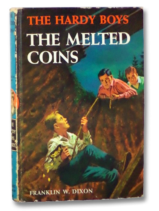 The Melted Coins (The Hardy Boys), Dixon, Franklin W.