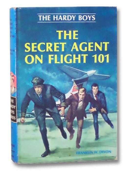 The Secret Agent on Flight 101 (The Hardy Boys), Dixon, Franklin W.