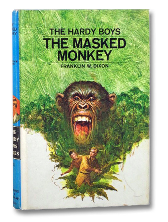 The Masked Monkey (The Hardy Boys), Dixon, Franklin W.