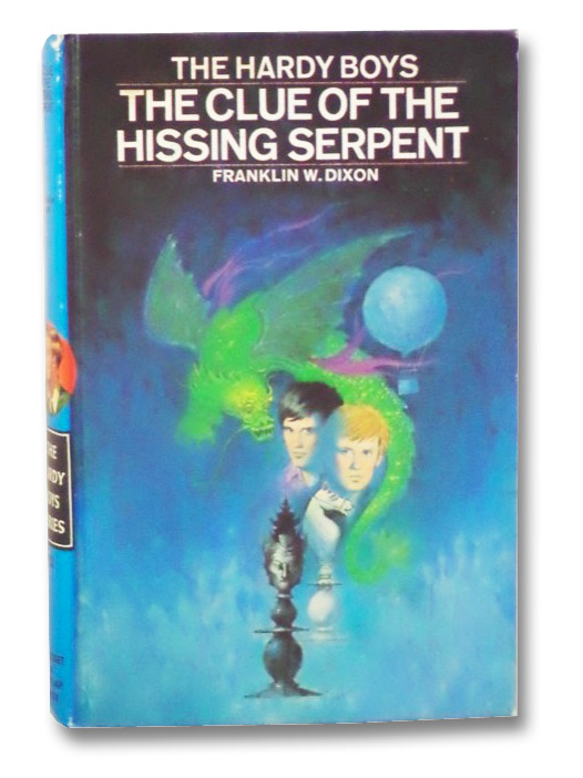 The Clue of the Hissing Serpent (The Hardy Boys), Dixon, Franklin W.