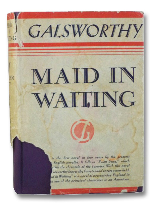 Maid in Waiting, Galsworthy, John