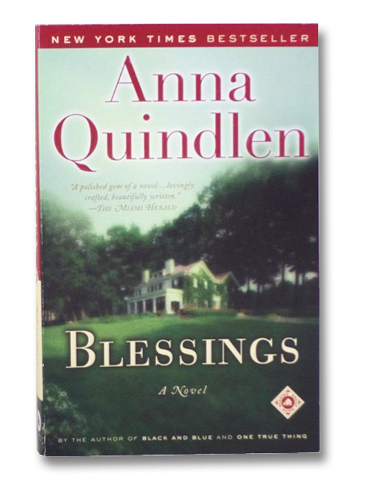 Blessings: A Novel, Quindlen, Anna