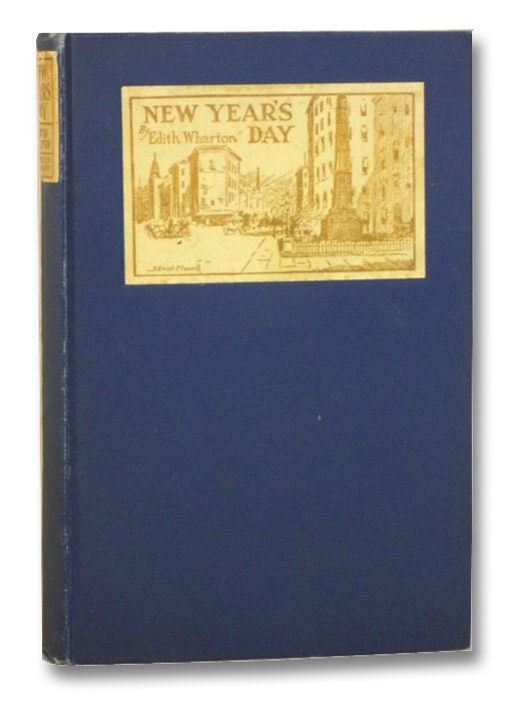 New Year's Day (The 'Seventies) (Old New York), Wharton, Edith; Caswell, E.C.