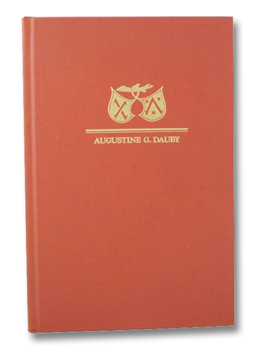History of Printing in Rochester, 1816-1834, Dauby, Augustine G.