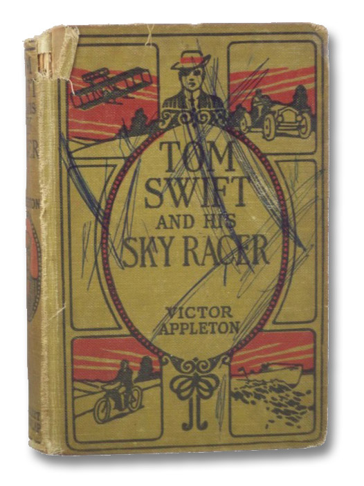 Tom Swift and His Sky Racer, Appleton, Victor