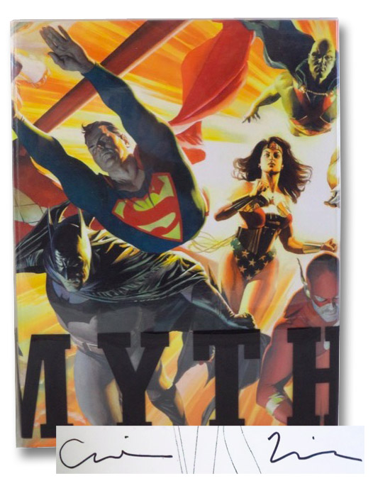 Mythology. The DC Comics Art of Alex Ross., Ross, Alex