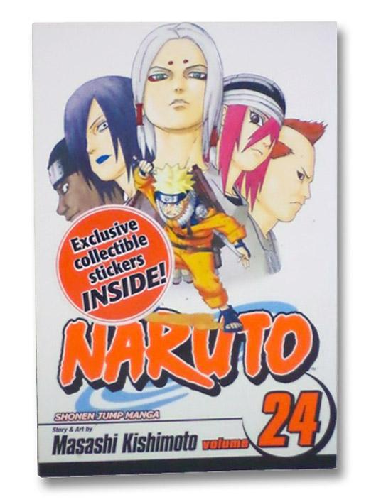 Naruto, Vol. 24: Unorthodox, Kishimoto, Masashi