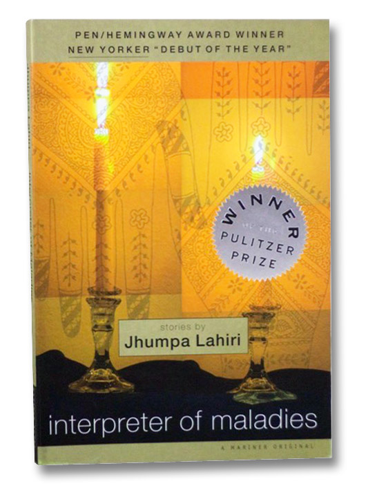 Interpreter of Maladies: Stories, Lahiri, Jhumpa