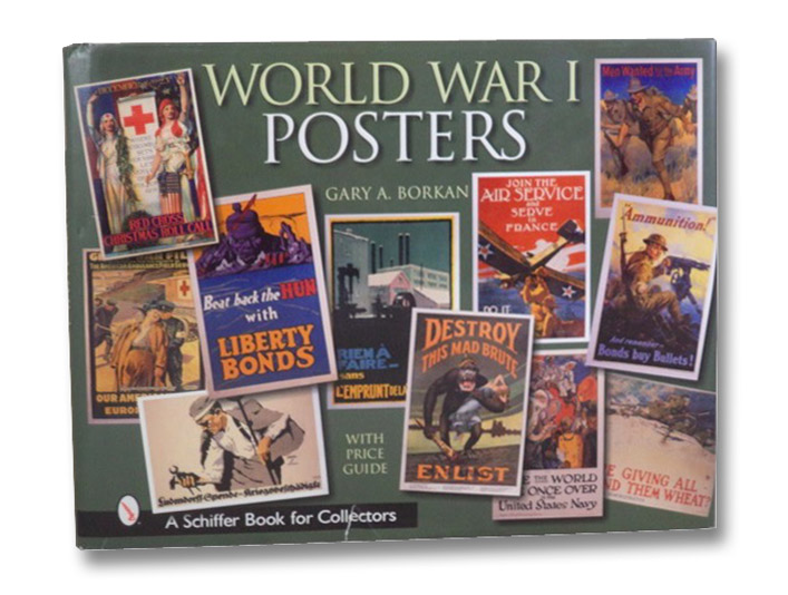 World War I Posters, Borkan, Gary A.