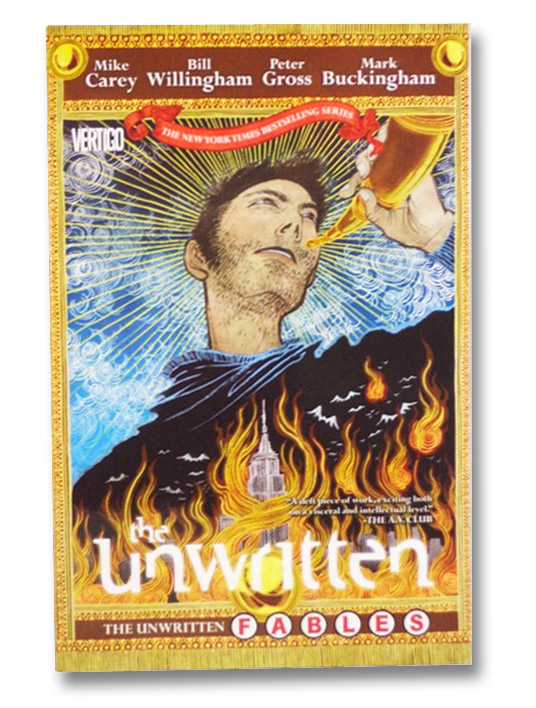 The Unwritten Vol. 9: The Unwritten Fables, Carey, Mike