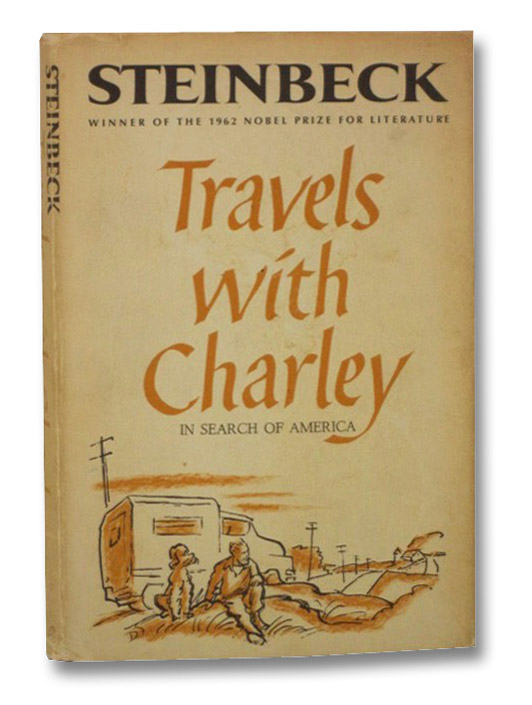 Travels with Charley: In Search of America, Steinbeck, John