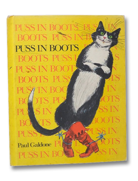 Puss in Boots, Galdone, Paul