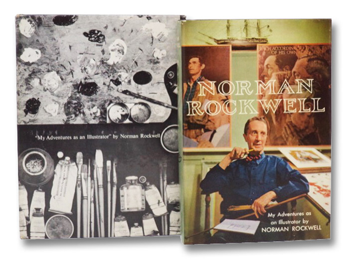 Norman Rockwell: My Adventures as an Illustrator, Rockwell, Norman & Thomas