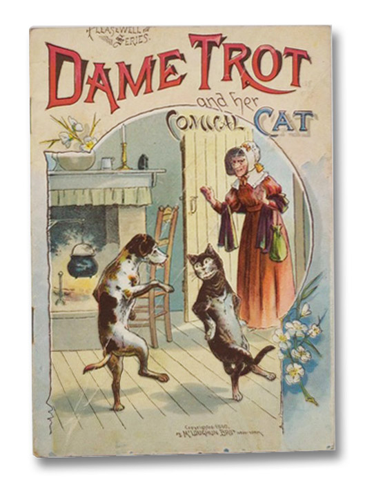 Dame Trot and Her Comical Cat (Pleasewell Series)