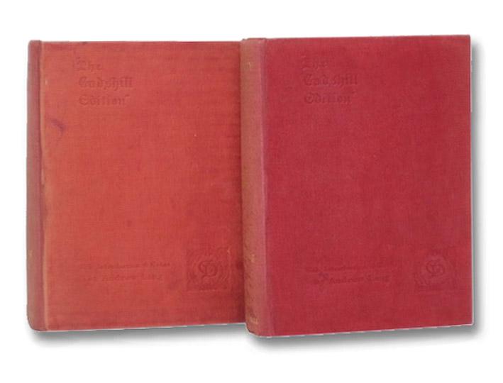 Barnaby Rudge (Gadshill Edition 2-Volume Set), Dickens, Charles