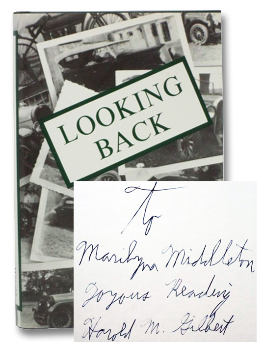 Looking Back, Gilbert, Harold M.