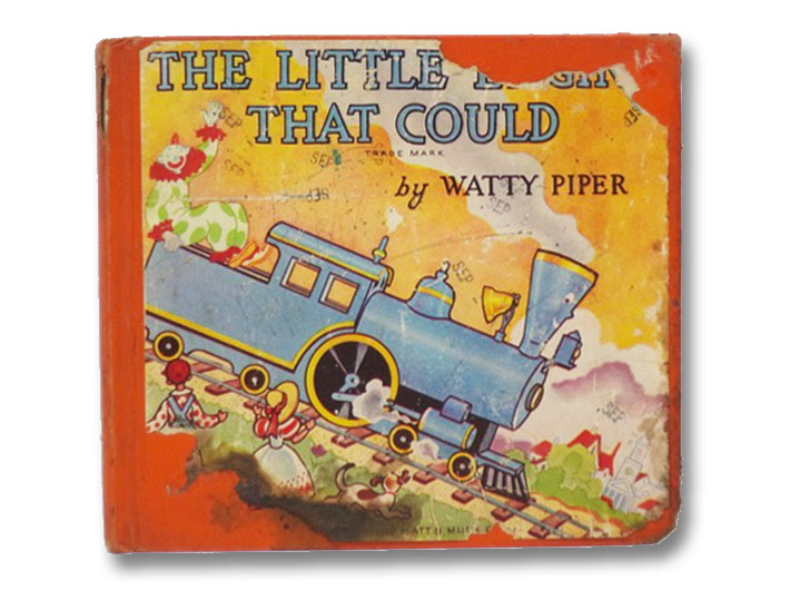 The Little Engine That Could (Silver Anniversary Edition), Piper, Watty