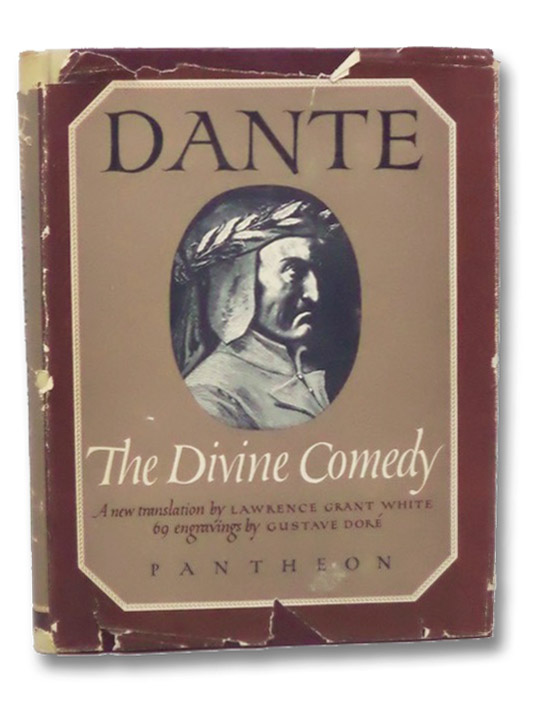 The Divine Comedy (Pantheon), Alighieri, Dante