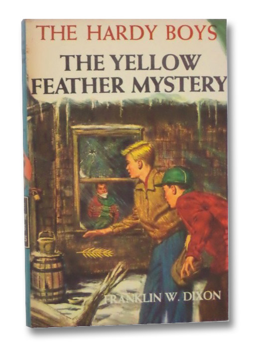 The Yellow Feather Mystery (The Hardy Boys Mystery Stories, No. 33), Dixon, Franklin W.
