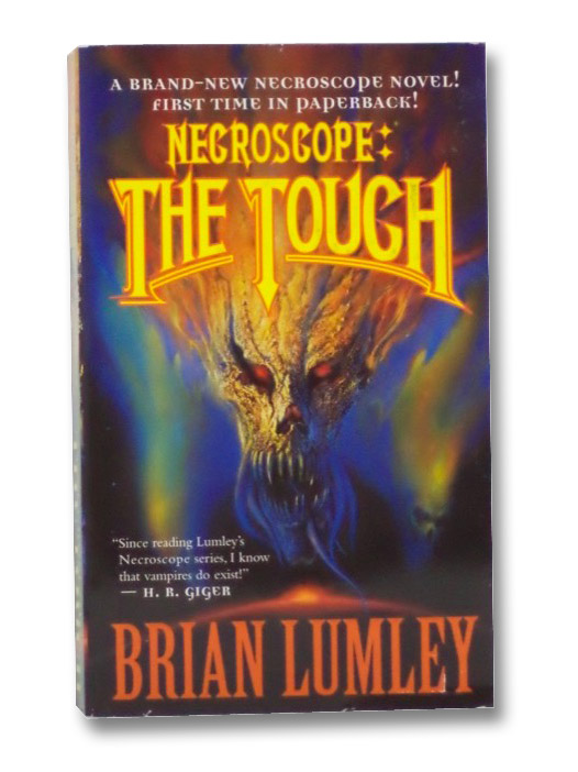 The Touch (Necroscope), Lumley, Brian
