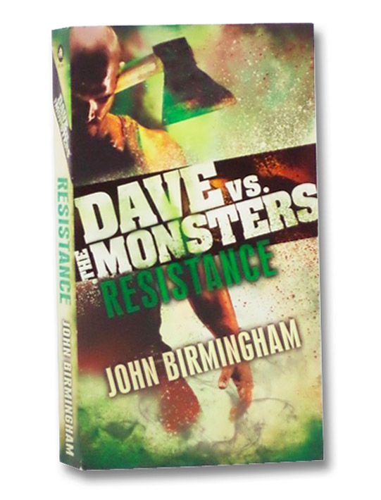 Resistance: Dave vs. the Monsters (David Hooper Trilogy), Birmingham, John