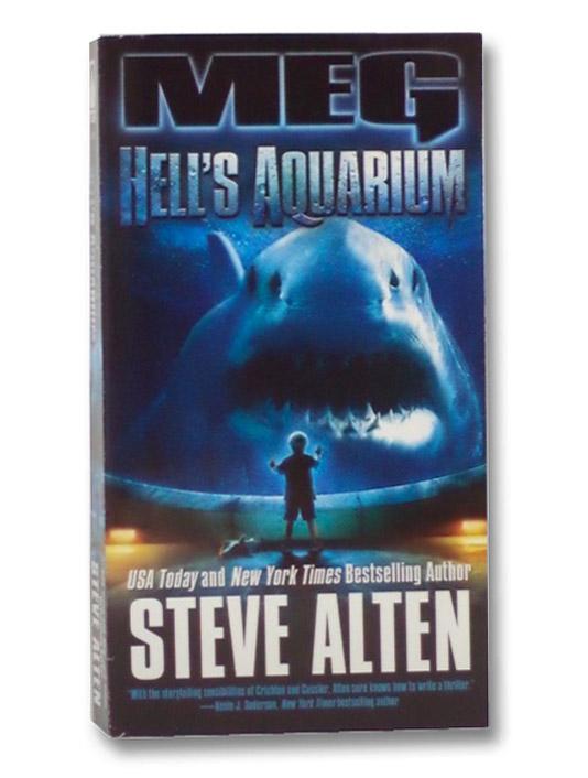 Meg: Hell's Aquarium, Alten, Steve
