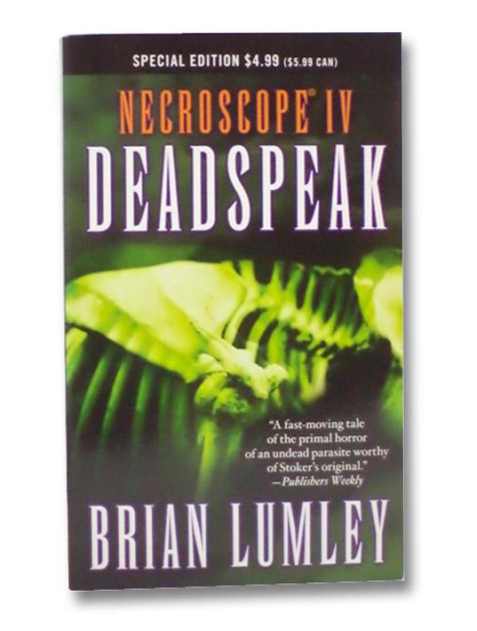 Deadspeak (Necroscope IV), Lumley, Brian