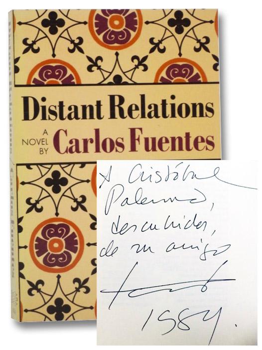 Distant Relations: A Novel, Fuentes, Carlos