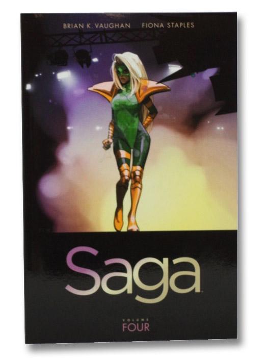 Saga, Vol. 4, Vaughan, Brian K.; Staples, Fiona