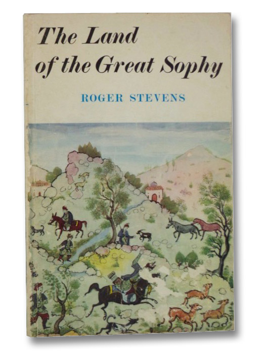 The Land of the Great Sophy, Stevens, Roger