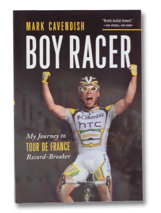 Boy Racer: My Journey to Tour de France Record-Breaker, Cavendish, Mark