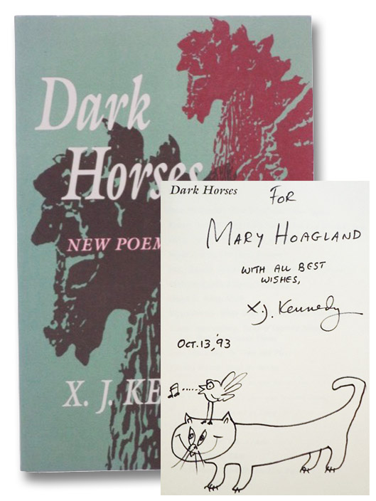 Dark Horses: New Poems, Kennedy, X.J.