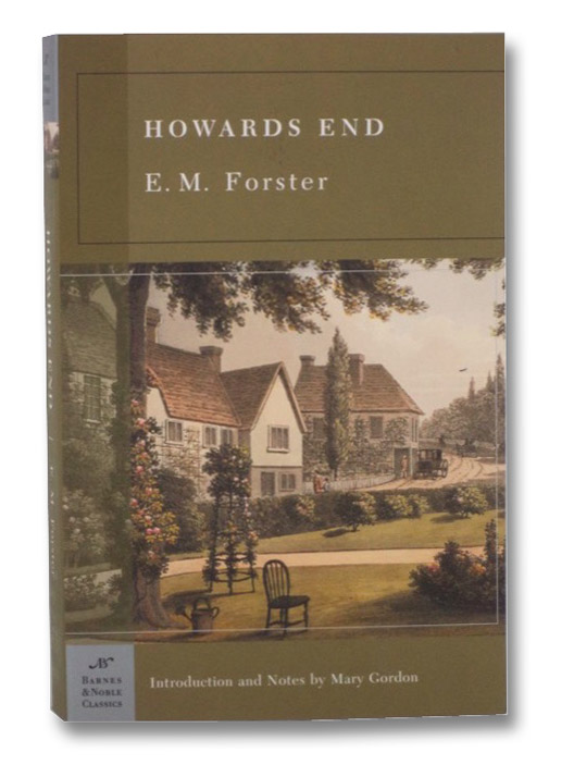 Howards End (Barnes & Noble Classics), Forster, E.M.; Gordon, Mary