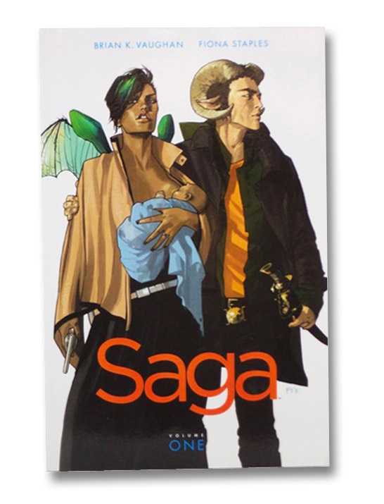 Saga, Volume One, Vaughan, Brian K.; Staples, Fiona