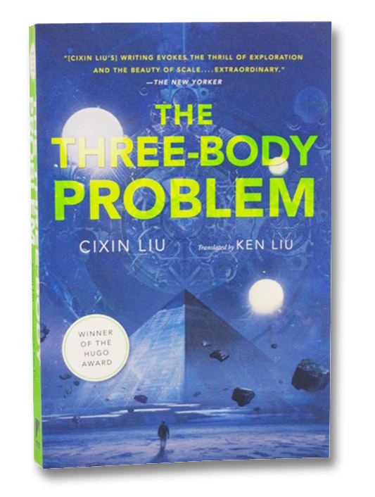 The Three-Body Problem, Liu, Cixin; Liu, Ken