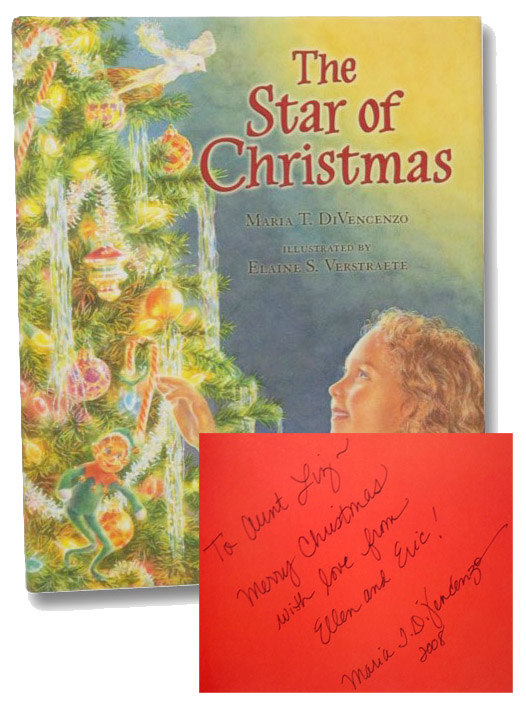The Star of Christmas, DiVencenzo, Maria T.