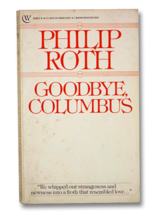 Goodbye, Columbus, Roth, Philip