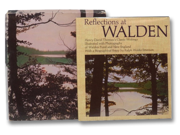 Reflections at Walden, Thoreau, Henry David
