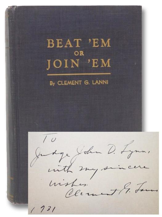 Beat 'em or Join 'em, Lanni, Clement G.