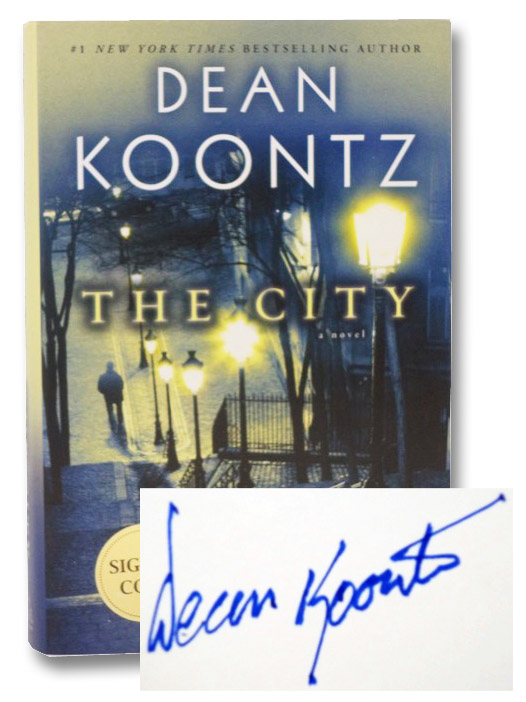 The City: A Novel, Koontz, Dean