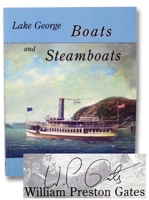 Lake George Boats and Steamboats, Gates, William Preston