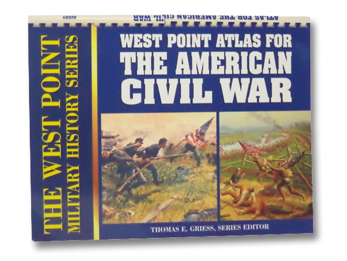 West Point Atlas for the American Civil War (West Point Military History Series), Griess, Thomas E.